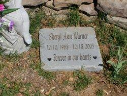 Sheryl Ann Sherri Warner