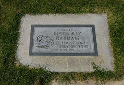 Dustin Ray Dusty Barham