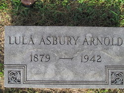 Lula <i>Asbury</i> Arnold