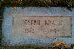 Joseph William Dad Braun