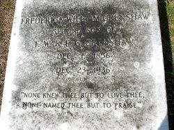 Frederick William Crenshaw, II