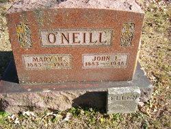 Mary Helen <i>Kirkpatrick</i> O'Neill