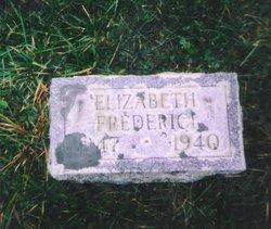 Elizabeth <i>Abers</i> Frederici