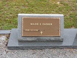 Mazie E. Dasher