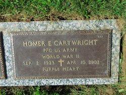 Homer E. Cartwright