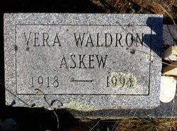 Vera Mae <i>Fields</i> Askew