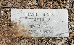 Bessie Everett <i>Jones</i> Blythe