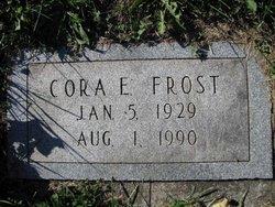 Cora E Frost