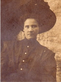 Francis Ellen Granny <i>Talburt</i> Garner