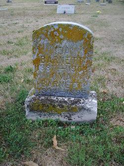 Ida Jane Barnett