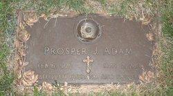 Prosper J Adam
