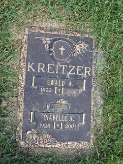 Isabelle A. <i>Novack</i> Kreitzer