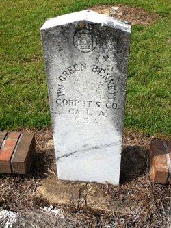 William Green Bennett