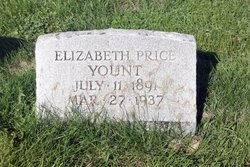 Sarah Elizabeth <i>Price</i> Yount