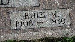 Ethel Mae <i>Goodnight</i> Reed