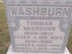 Eliza Jane <i>McGowan</i> Washburn