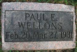 Paul Edward Wellons