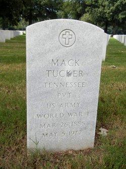 Mack Tucker