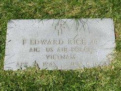 Frances Edward Rice, Jr