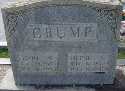 Hepsie <i>Simons</i> Crump