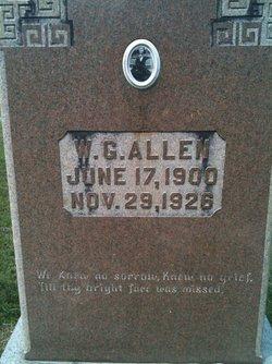 W. G. Allen