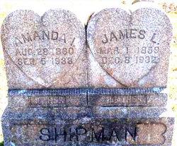 Amanda Idella <i>Myers</i> Shipman