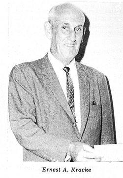 Ernest A Kracke