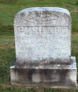 Ella Floranna <i>Emerson</i> Pushard