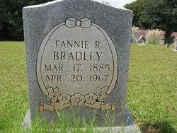 Fannie R Bradley