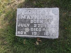 Ernest Maynard