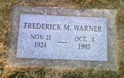 Frederick M Warner