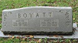 Martha Jane Boyatt