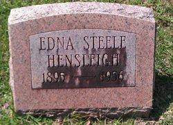 Edna Steele Hensleigh