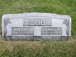Mary Frances <i>Ashby</i> Ashby