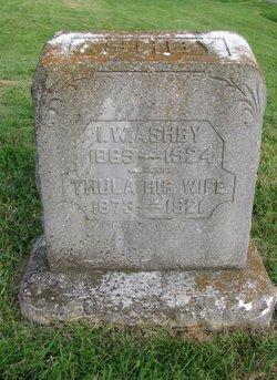 Irvin Wilburn Ashby