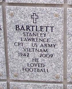 Stanley Lawrence Bartlett