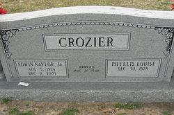 Phyllis Louise <i>Whipp</i> Crozier