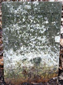 Elizabeth B Sublett