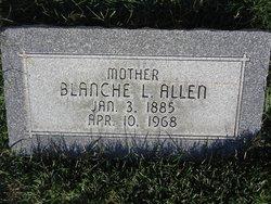 Blanche Lillian <i>Lansing</i> Allen