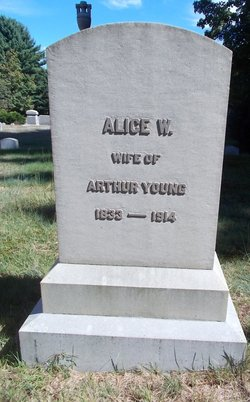 Alice W Young