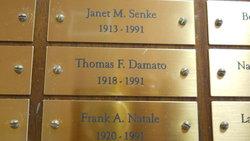 Thomas F Damato