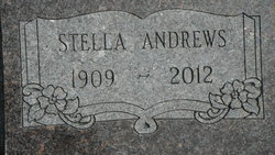 Stella Lucille <i>McClelland</i> Andrews