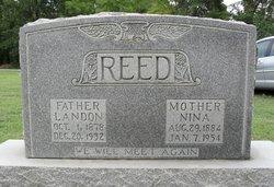 Nina Mae <i>Culp</i> Reed