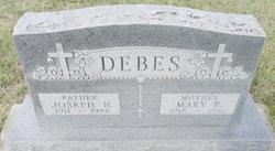 Mary Sedonia <i>Linsner</i> Debes