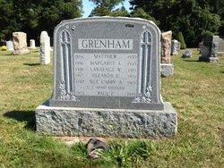 Sgt Larry Alphonse Grenham