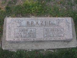 Elfreda <i>Boldman</i> Brazel