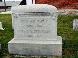 Mary Ann Elizabeth <i>Fisher</i> Gracey