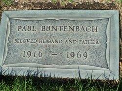 Paul Buntenbach