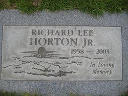 Richard Lee Horton, Jr