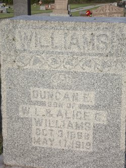 Duncan E. Williams